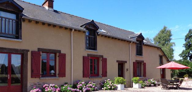 Chambres d'hôtes Le Bois Basset