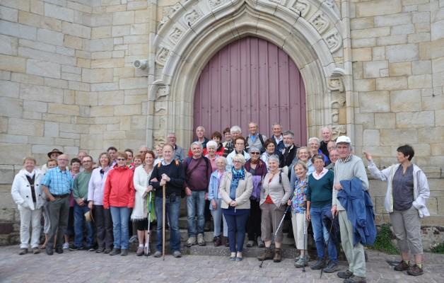 Ouverture du sentier des 3 abbayes !