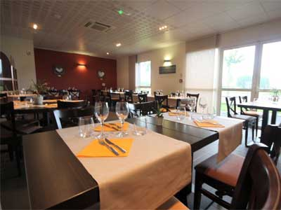 Brit Hotel-restaurant L'Adresse