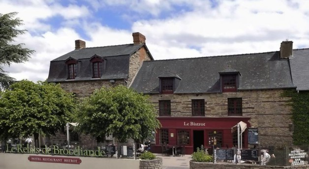 Hotel Restaurant Le Relais de Brocéliande