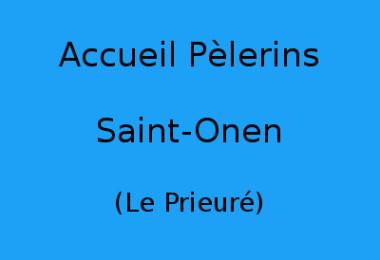 Accueil Pèlerins Saint-Onen