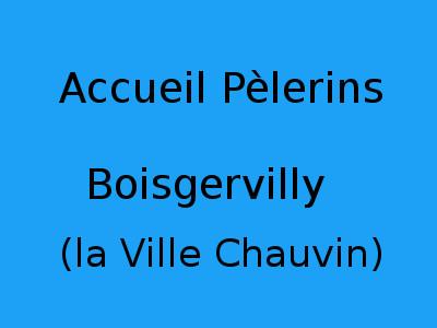 Accueil Pèlerins Boisgervilly
