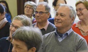François de l'Espinay au Forum 104 en 2017