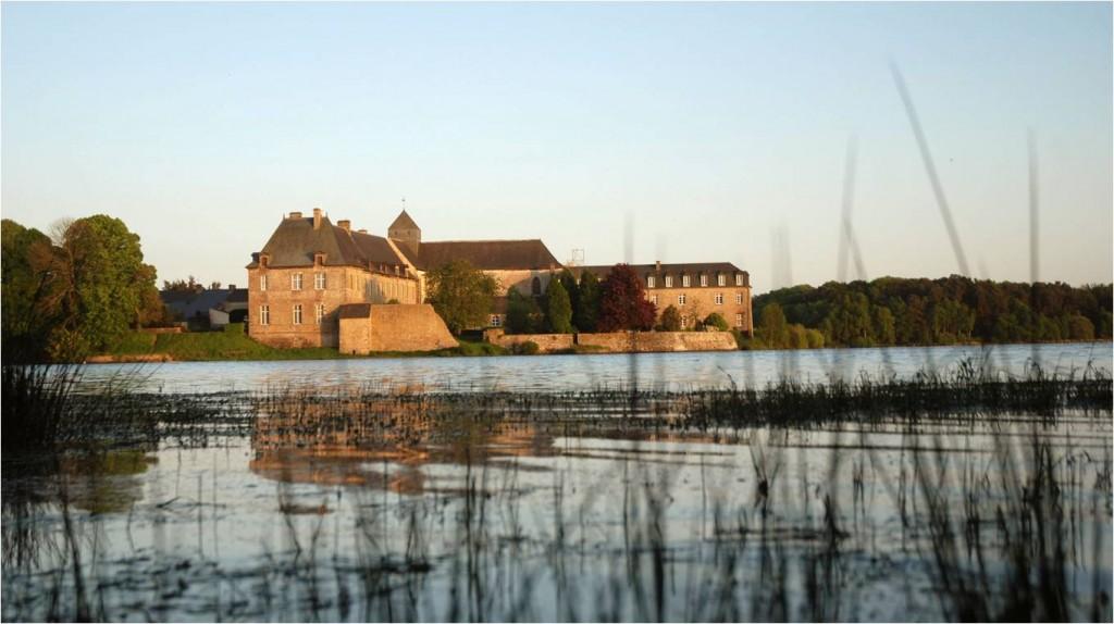 Abbaye De Paimpont - Les Arrières De L'abbaye